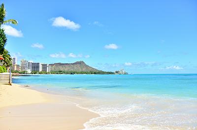 2位ハワイ